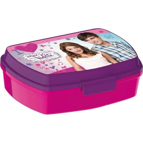 Disney Violetta lunch box