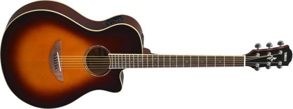 Yamaha - APX 600 - Acoustic Guitar (Old Violin Sunburst)