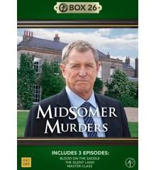 Midsomer Murders - Box 26 - DVD