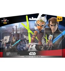 Disney Infinity 3.0 - Play Set - Twiligt of the Republic