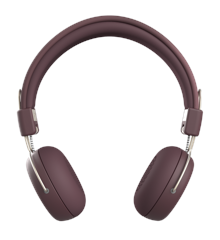 KreaFunk - aWEAR Headphones​ - Urban Plum/Pale Gold (KDWT95)
