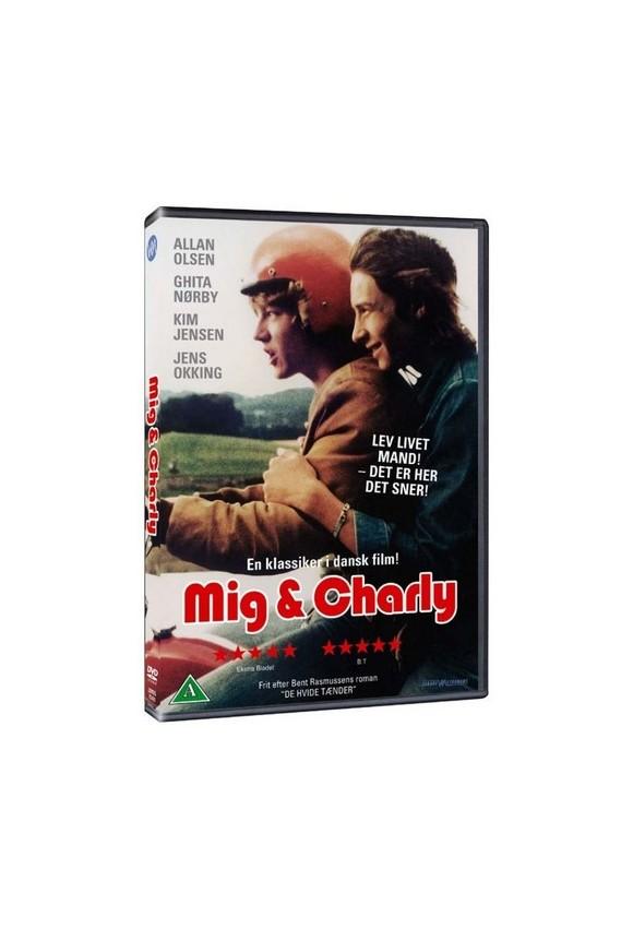 Mig Og Charly - DVD