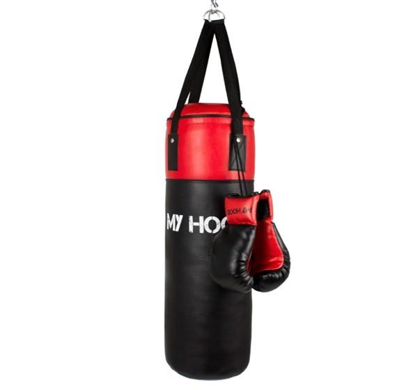 My Hood - Boxing Bag Set - 10kg