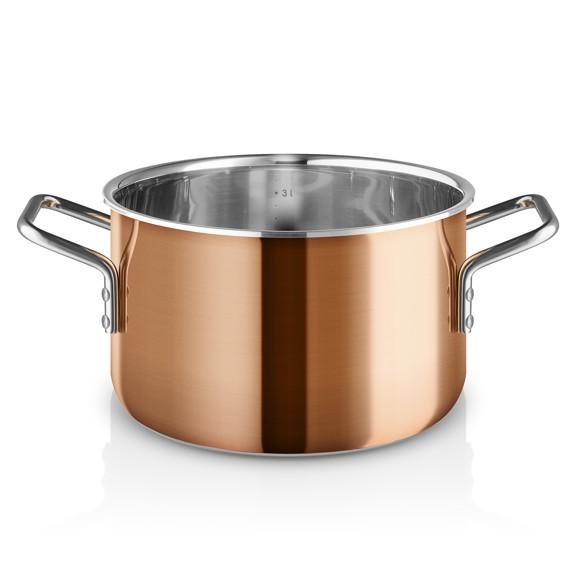 Eva Trio - Pot 3,9 L - Copper (271013)