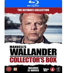 Wallander collector's box