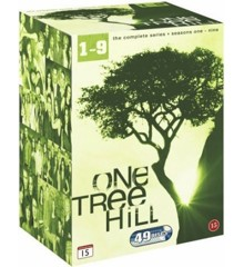 One Tree Hill - Sæson 1-9 - DVD