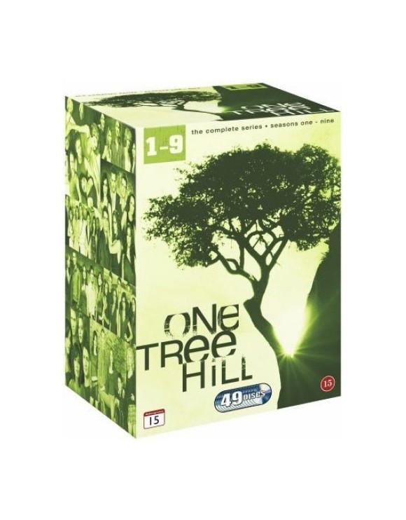 One Tree Hill - Sæson 1-9 - DVD