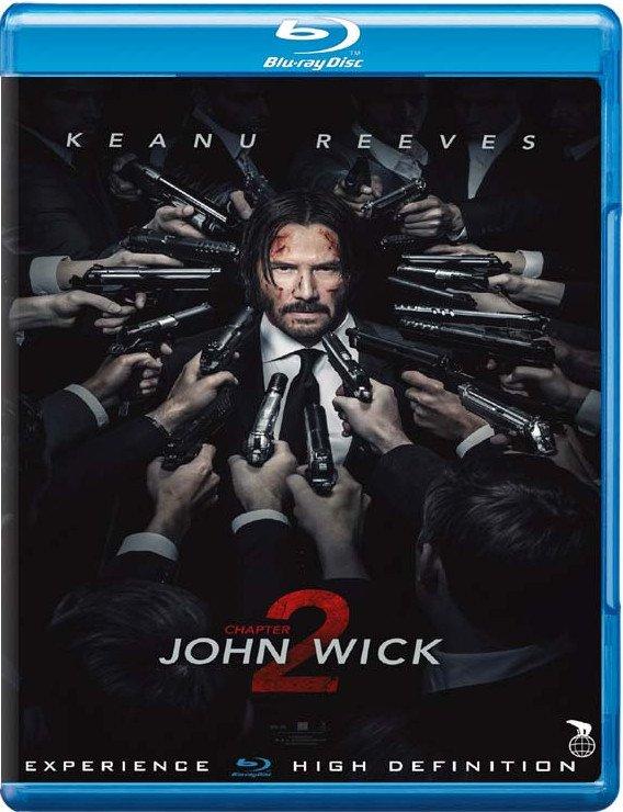 John Wick 2 Blu Ray
