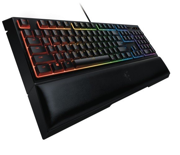 Razer- Ornata Chroma Membrane Gaming Keyboard Nordic Layout