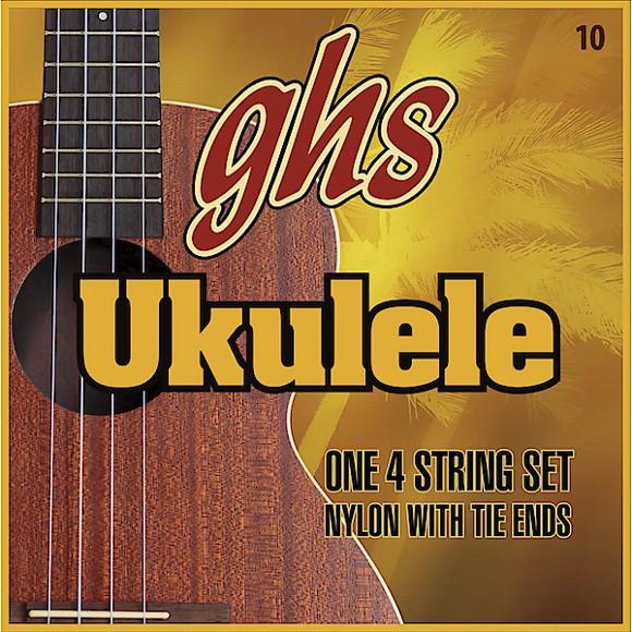 GHS - Set 10 - Standard Ukulele String Set