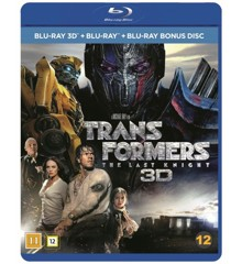 Transformers: The Last Knight (3D Blu-Ray)