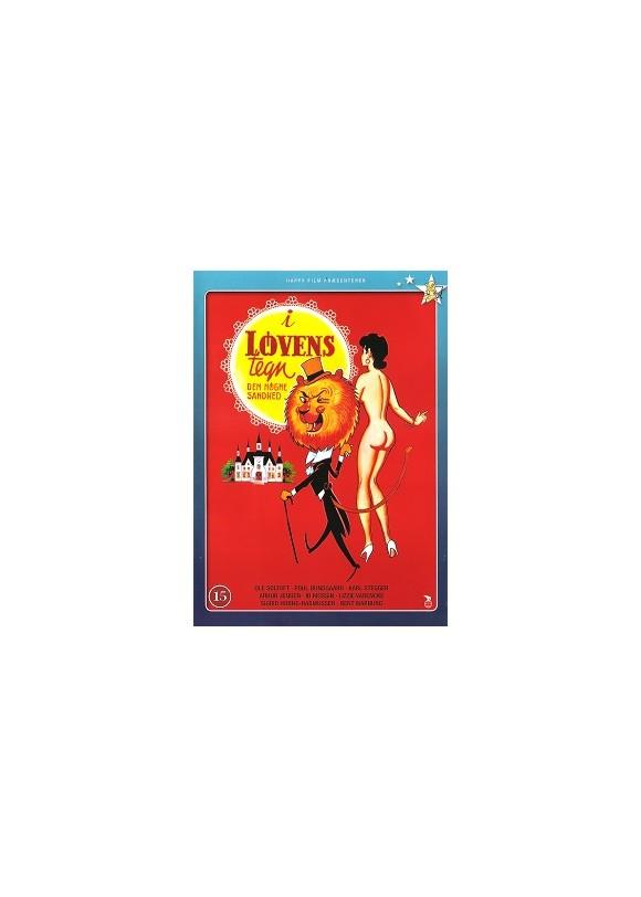 I løvens tegn - DVD