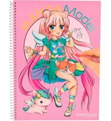 Top Model - MANGAModel- Designbook (046581)