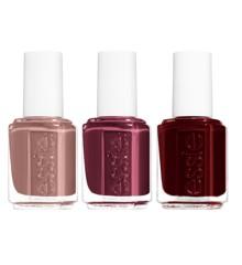 Essie - Nail Polish 15 ml - Favorite Autumn Colors Set