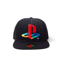 Playstation - Logo Denim Snapback Cap (One-size)