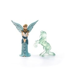 Schleich - Unicorn-ice-sculpture (70587)