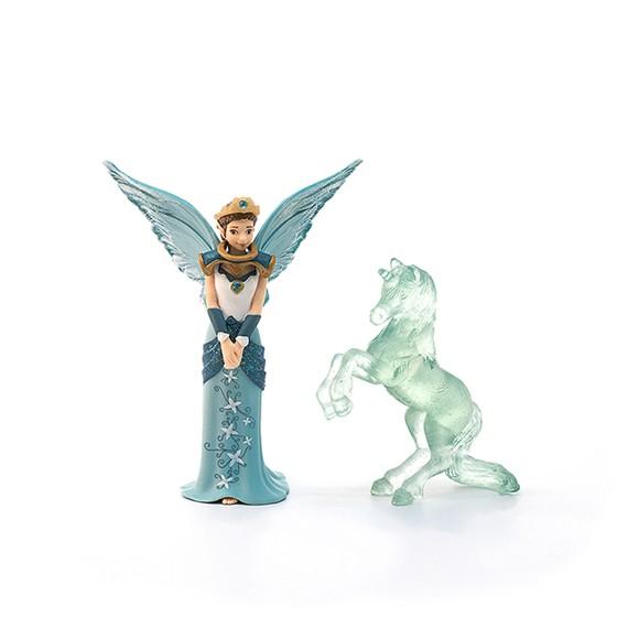 Schleich - Unicorn-ice-sculpture (70587)