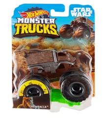 Hot Wheels - Monster Trucks 1:64 - Chewbacca (GGT47)
