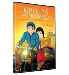 Oppe på Valmuebakken - DVD