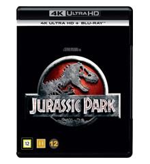 Jurassic Park (4K Blu-Ray)