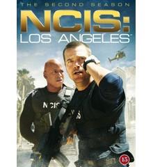 NCIS: Los Angeles - Sæson 2 - DVD