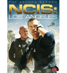 NCIS: Los Angeles - Season 2 - DVD