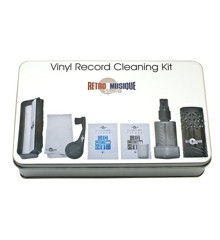 Vinyl Records Cleaning Kit