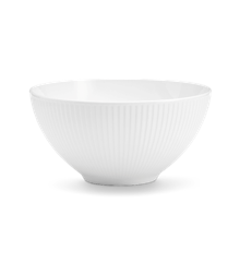 Pillivuyt - Plissé Skål - Ø25 cm - Hvid