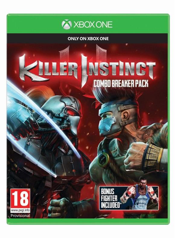 Killer Instinct - Combo Breaker Pack (Nordic)