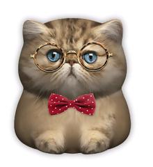 Squishies - Large - Kat med Briller