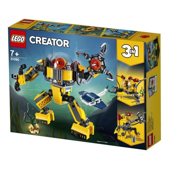 LEGO Creator - Undervandsrobot (31090)