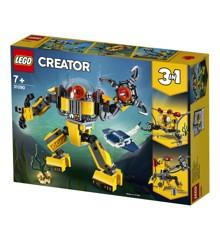 LEGO Creator - Underwater Robot (31090)