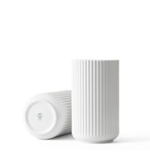 Lyngby Porcelæn - Vase 25 cm - White (200785)
