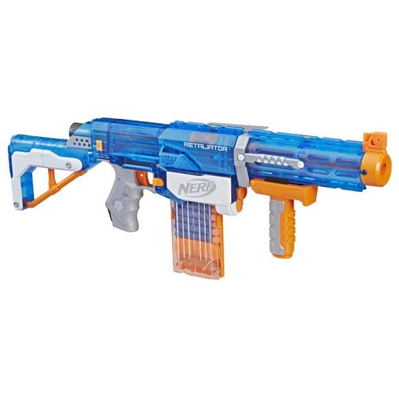 NERF - N-Strike Elite - Retaliator Sonic Ice Series Blaster (A4916E250)