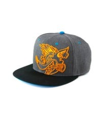 Crash Team Racing Face Snapback