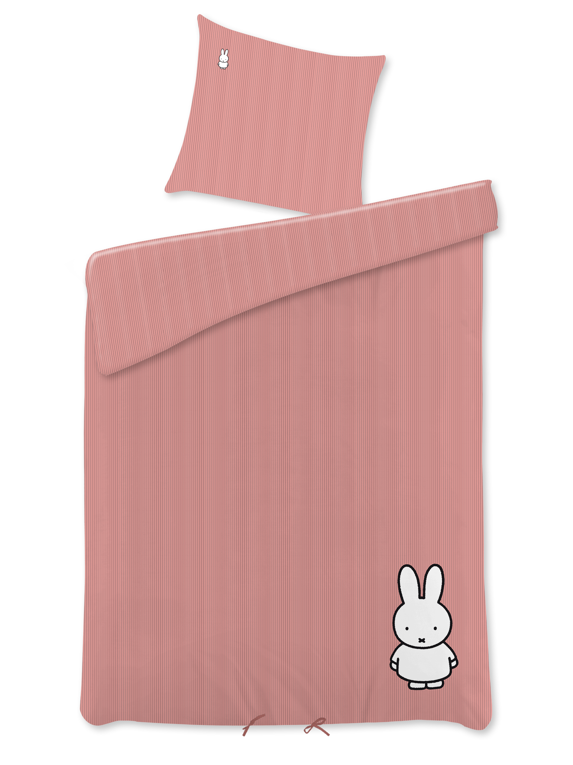 Miffy - Junior Bedding (140 x 100 cm) - Pink