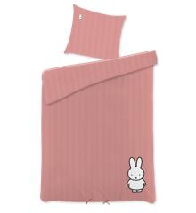 Miffy - Junior Sengetøj (140 x 100 cm) - Pink