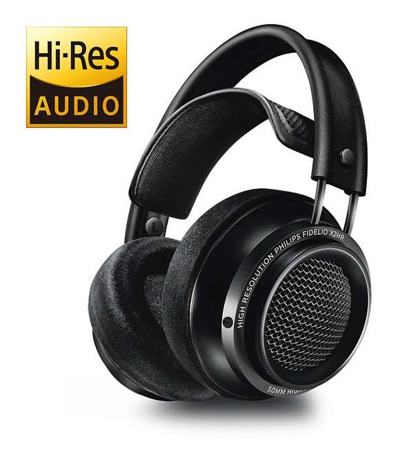 Philips - Fidelio X2HR Headphones