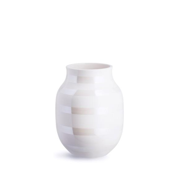 Kähler - Omaggio Vase Mellem - Perlemor