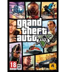 Grand Theft Auto V (GTA 5) (Code via email)