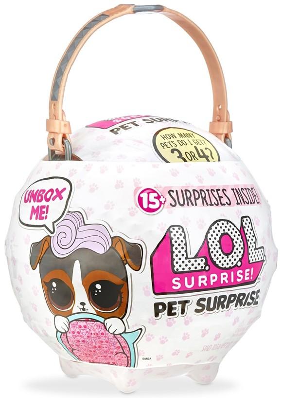 L.O.L. Surprise - Pet Surprise - Wave 1 - Brun