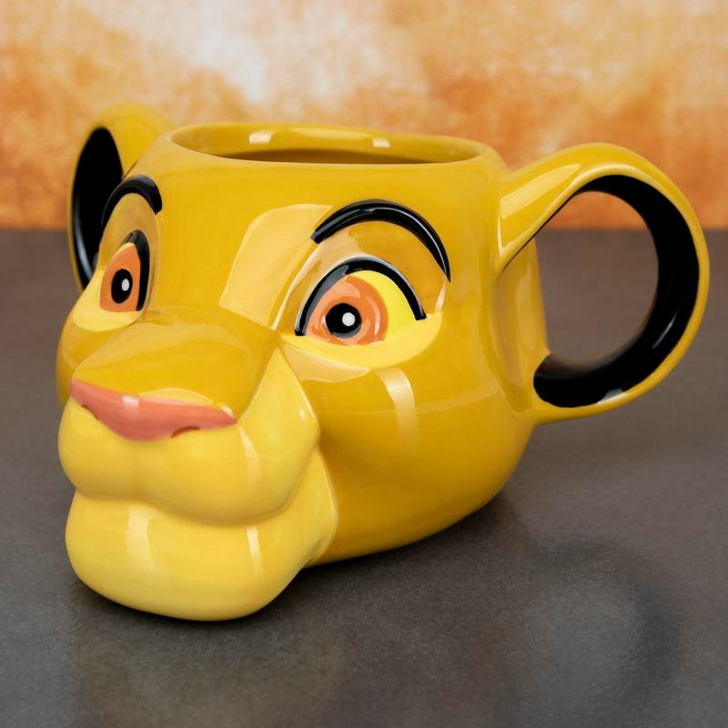 The Lion King - Simba Shaped Mug (PP5039LK)