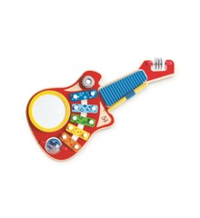 Hape - 6-in-1 Guitar Band (5937)