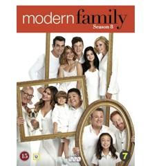 Modern Family: Season 8 - DVD