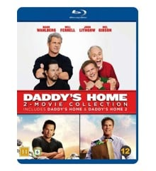 Daddy's Home 1 & 2 (Blu-Ray)
