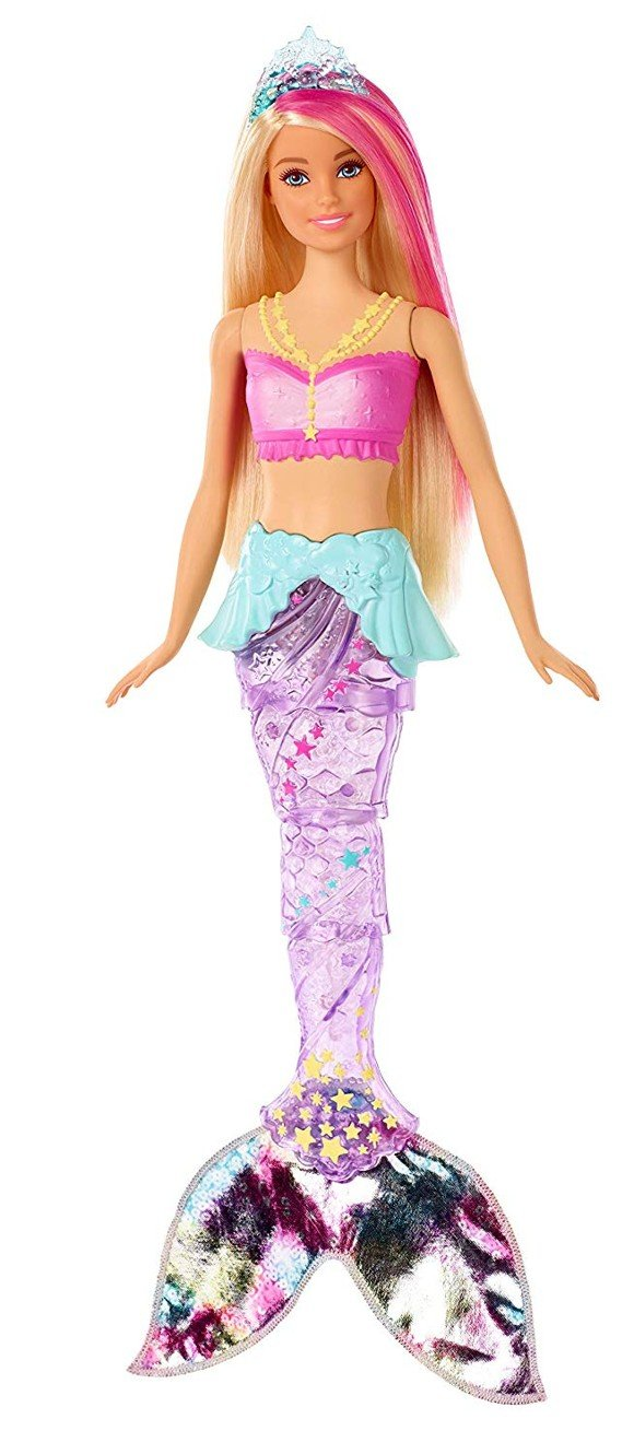 Barbie - Dreamtopia Feature Havfrue