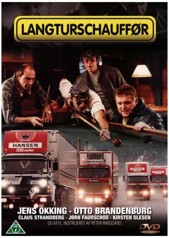 Langturschauffør - DVD