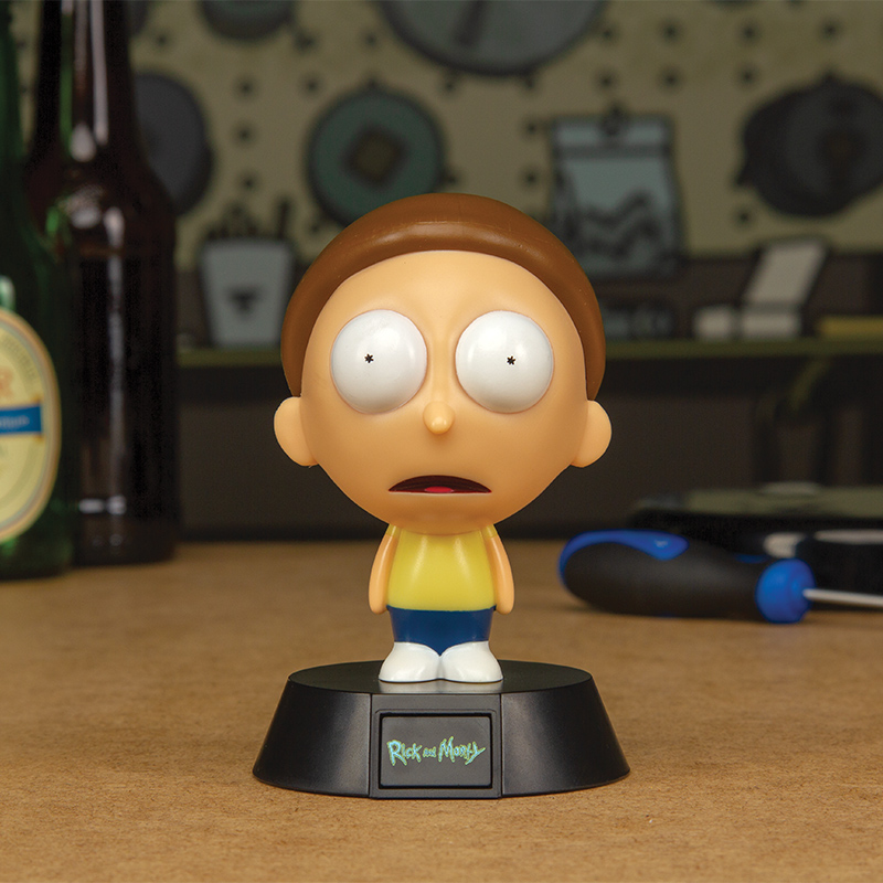 Rick and Morty - Morty Icon Light (PP4994RM)