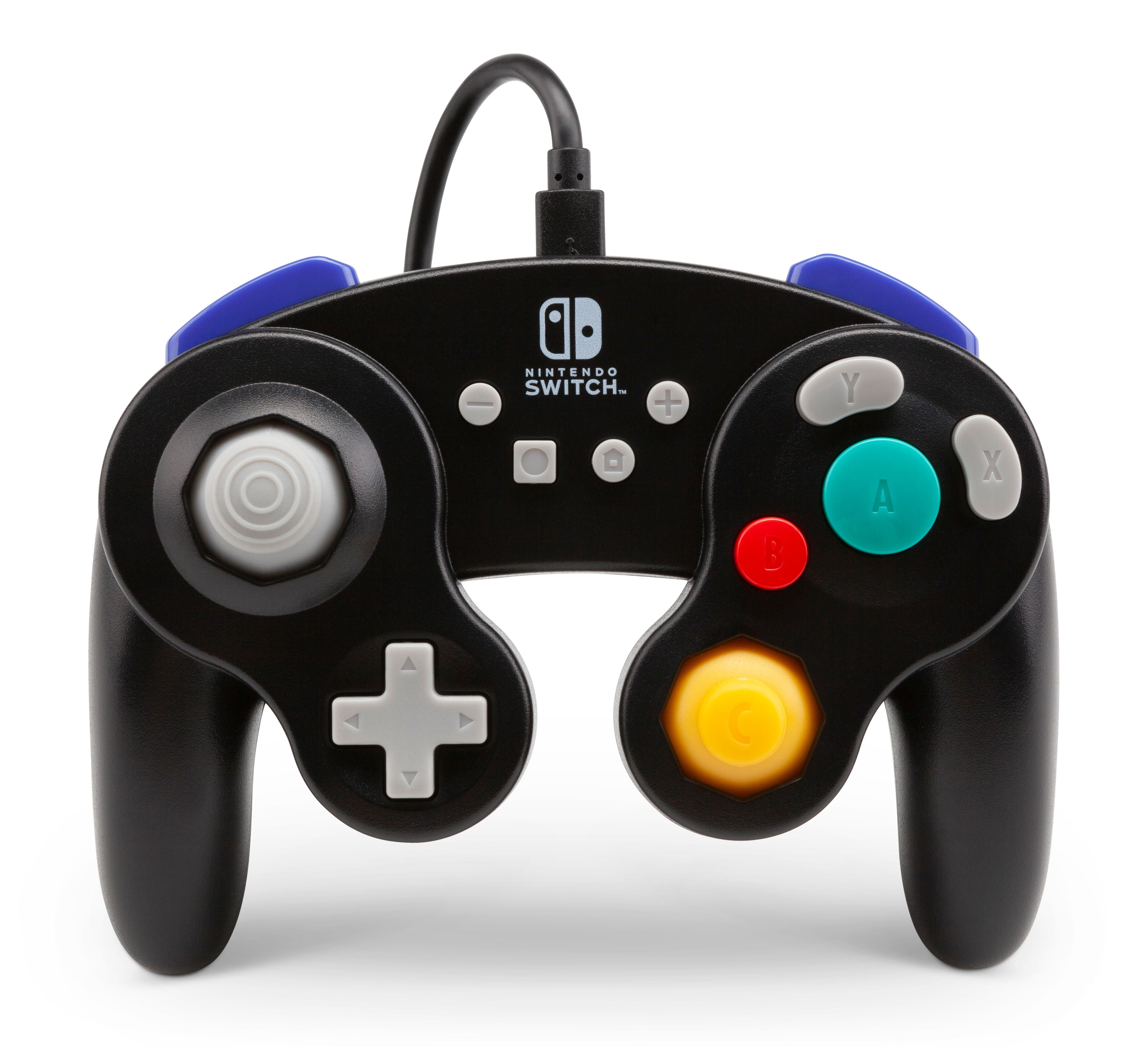 PowerA Controller Gamecube Style Black