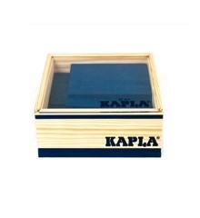 Kapla - Blå klodser - 40 stk